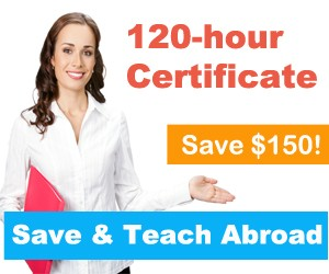 TEFL certificate graduate lesson plan